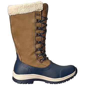 Muck Boots Womens/Ladies Arctic Apres Lace Tall Wellingtons