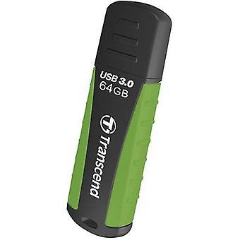 Transcend JetFlash® 810 USB stick 64 GB Green TS64GJF810 USB 3.0