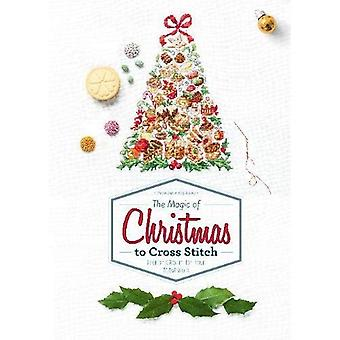 The Magic of Christmas to Cross Stitch: French Charm for Your Stitchwork