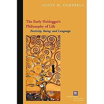 De vroege Heideggers filosofie van het leven