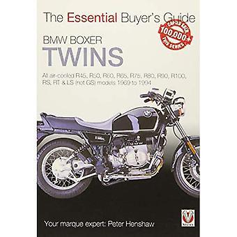 BMW «Airhead» jumeaux: Tous R45, R50, R60, R65, R75, R80, R90, R100, RS, RT & LS (pas GS) modèles série Guide de 1969 à 94 - essentielle de l'acheteur