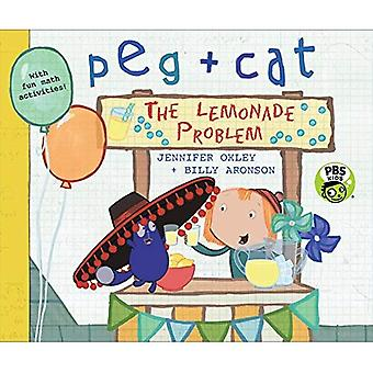 Peg + Cat: The Lemonade Problem (Peg + Cat)