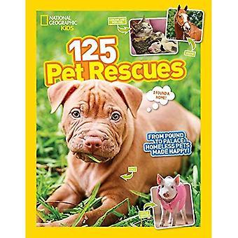125 sällskapsdjur rädda: från pund till Palace: hygglig sällskapsdjur gjorde glad