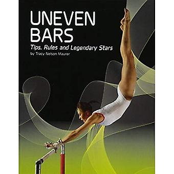 Uneven Bars: Tips, Rules, and Legendary Stars (Snap Books: Gymnastics)