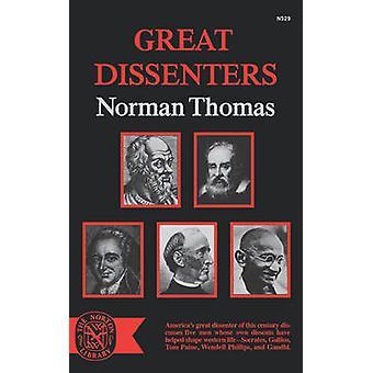 Grandes dissidentes por Thomas & Norman