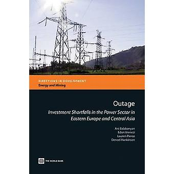 Outage Investment Shortfalls in the Power Sector in Eastern Europe and Central Asia by Balabanyan & Ani