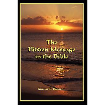 Il messaggio nascosto nella Bibbia di Halloum & Ammar