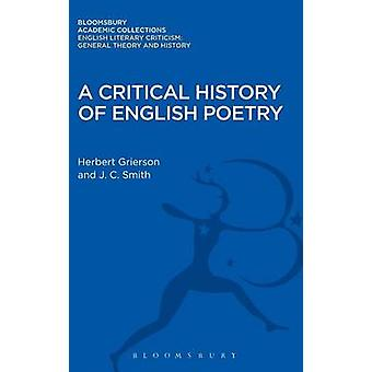 A Critical History of English Poetry door Grierson & Herbert