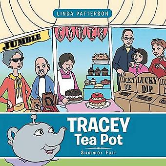 Tracey Tea Pot Summer Fair by Patterson & Linda