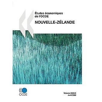 tudes conomiques de lOCDE  NouvelleZlande 2009 by OECD Publishing