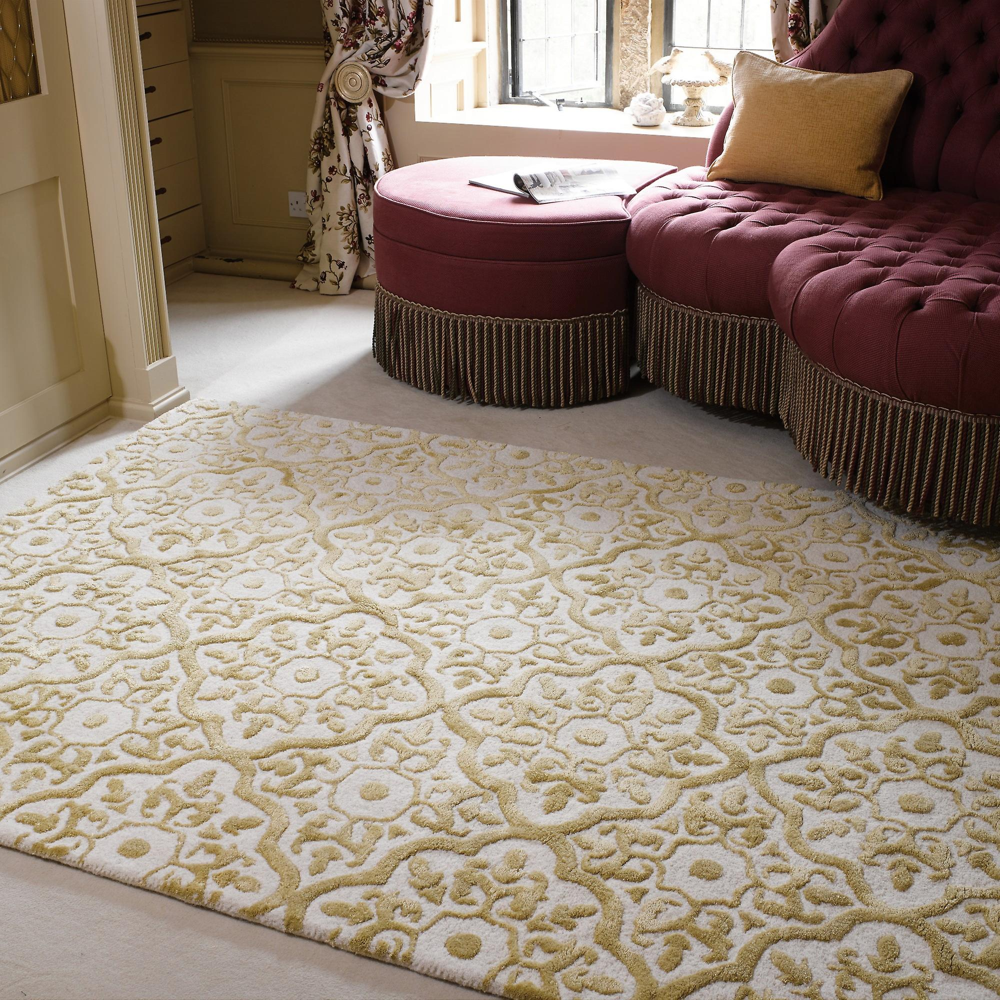 Tapis de Knightsbridge Mayfair en or