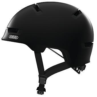 Abus scraper 3.0 bike helmet / / velvet black