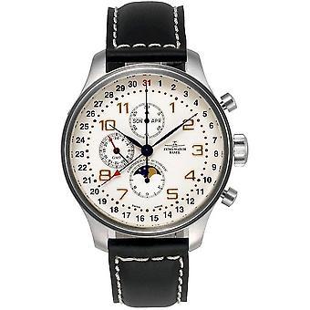 Zeno-watch montre chronographe rétro OS 8557VKL-f2
