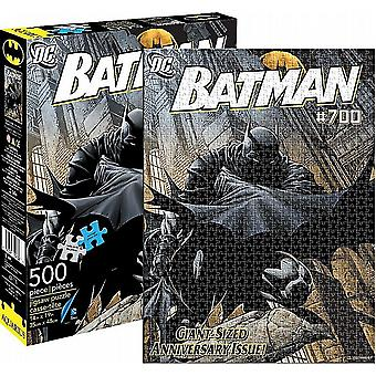 Batman #700 500 stykke jigsaw puzzle 480 x 350 mm (nm 62110)