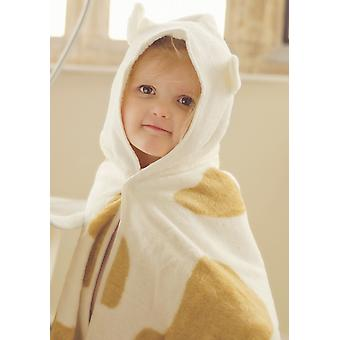 Cuddlemoo Toddler Dress Up Towel