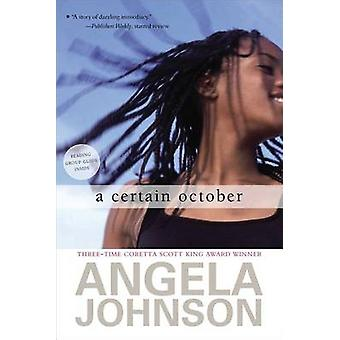 A Certain October by Angela Johnson - 9780689870651 Book