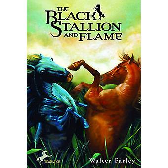The Black Stallion and Flame by Farley - Walter - 9780808542759 Book