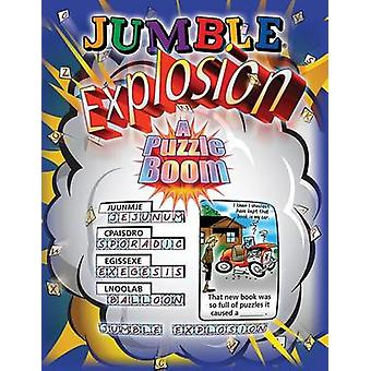 Jumble Explosion - A Puzzle Boom! by Henri Arnold - Bob Lee - Mike Arg