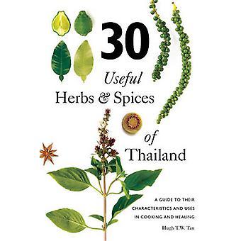 30 erbe utili e spezie della Thailandia-una guida alla loro caratteristica
