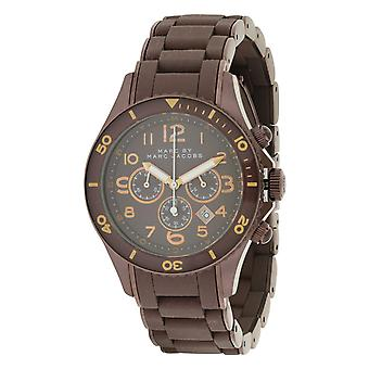MARC By Marc Jacobs Marine Rock Chronograph Ladies Watch MBM3122