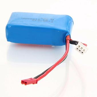 1 Pc 7.4V 1100mAh Li-Po Helicopter Battery A949 A959 A969 A979 V912 V913 L959 T23 T55 F45 Spare Part