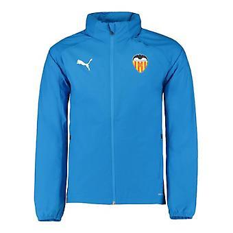 Veste de pluie Valencia Puma 2019-2020 (bleu)