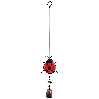 Something Different Ladybird Dangle Wind Chime