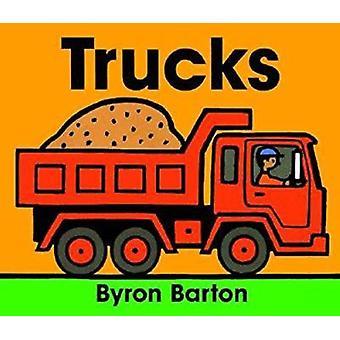 Trucks by Barton - Byron - 9780694011643 Book