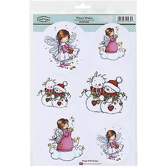 Sugar Nellie Topper Sheet 8.5