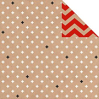 Mix & Match Double Sided Cardstock 12