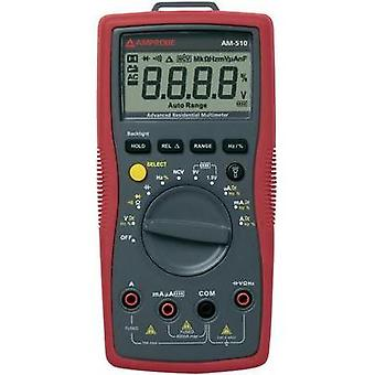 Handheld multimeter digital Beha Amprobe AM-510-EUR Calibrated to: Manufacturer's standards (no certificate) CAT III 60