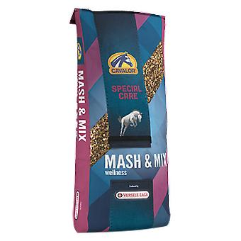 Cavalor Mash And Mix 15Kg (Cavalli , Alimentazione , Pappa)