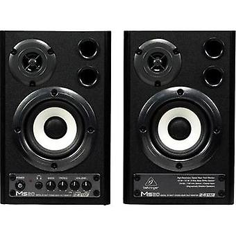 Active monitor 12 cm (4.75 ) Behringer MS20 10 W 1 pair