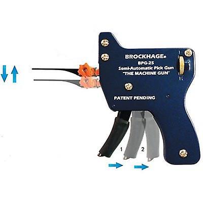 Brockhage semi-automatisk lås-Pick pistol BPG-25 skruetrækker