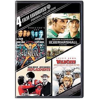 Football [DVD] USA import
