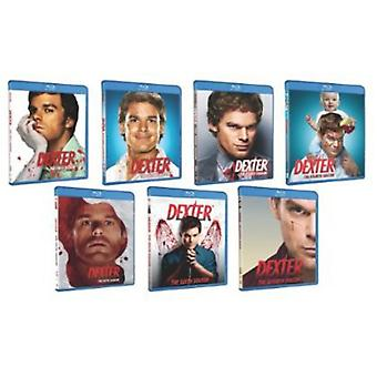 Dexter - Dexter: Staffel 1-7 [BLU-RAY] USA import