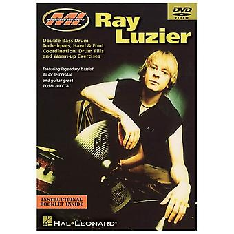 Luzier Ray [DVD] USA import