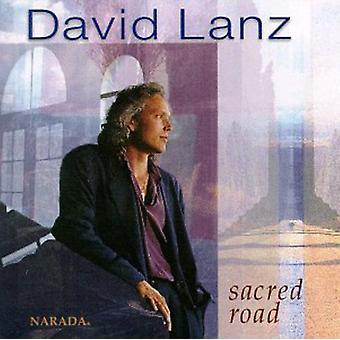 David Lanz - hellige vej [CD] USA import