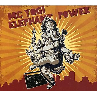 MC Yogi - elefant magt [CD] USA import
