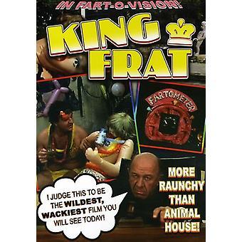 King Frat [DVD] USA import