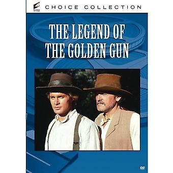 Legend of the Golden Gun [DVD] USA import