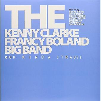 Kenny Clarke & Francy Boland Big Band - vores Kinda Strauss [Vinyl] USA import