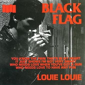 Black Flag - Louie Louie [CD] USA importerer