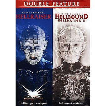 Hellraiser/Hellbound: Hellraiser 2 [DVD] USA importeren