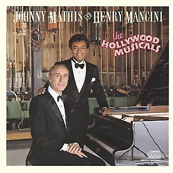 Mathis/Mancini - Hollywood Musicals [CD] USA import