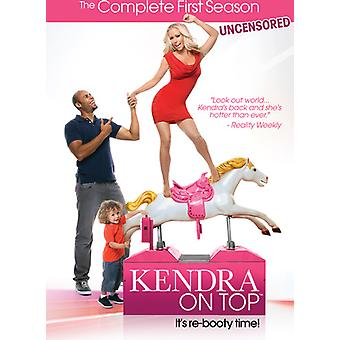 Kendra on Top: The Complete First Season [2 Discs] [DVD] USA import