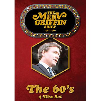 Merv Griffin: Best of the 60's [DVD] USA import