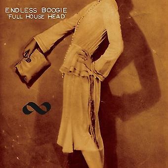 Endeløse Boogie - fuldt hus hoved [CD] USA importerer