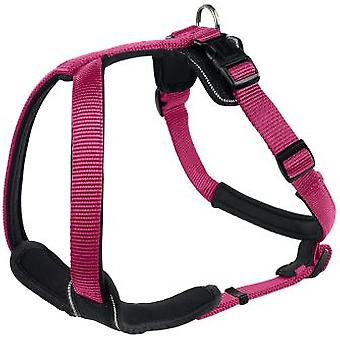 Hunter Harness Neopren Raspberry and Black (Honden , Halsbanden en Riemen , Tuigjes)