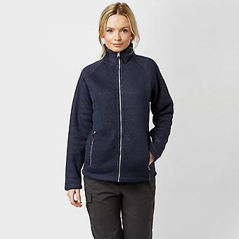 Navy Craghoppers Women's Cayton Fleece Jacket